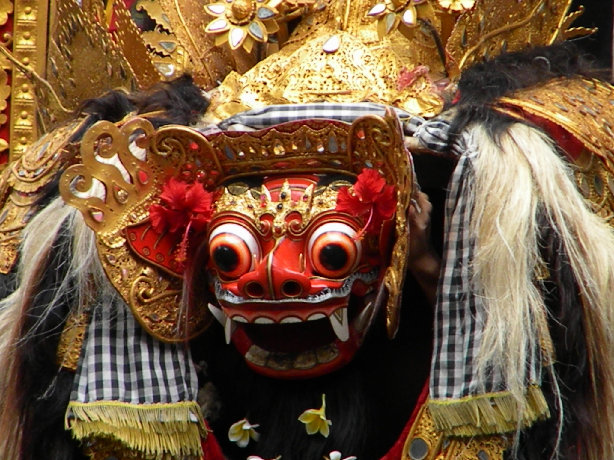 barong about bali another day another destination barong about bali another day another