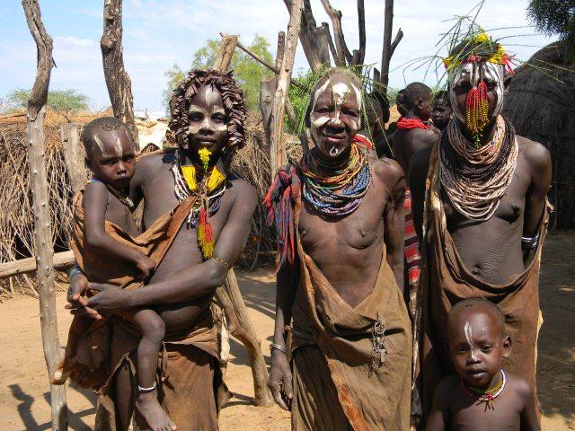 Karo Women