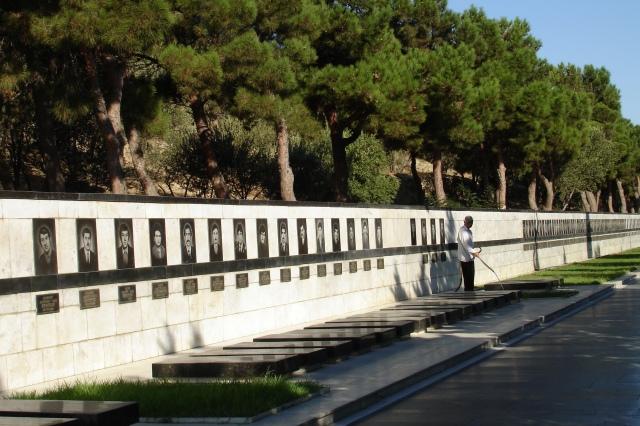 Azerbaijani War Victims, Baku